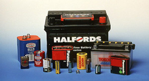 Автомобильная аккумуляторная батарея (АКБ)