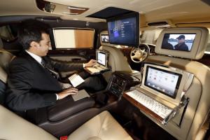 Примеры установки автомобильных телевизоров и мониторов