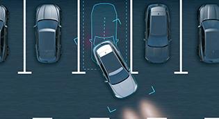 Системы помощи при парковке