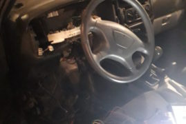 Установка сигнализации и турботаймера на Mitsubishi Pajero Sport 2007 года (с видео)