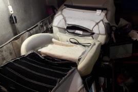 Ремонт обогрева сидения Opel Insignia 2011 года