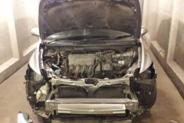 Поиск короткого замыкания после ДТП Honda Airwave