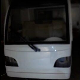 Электробус 56 вольт (с видео)